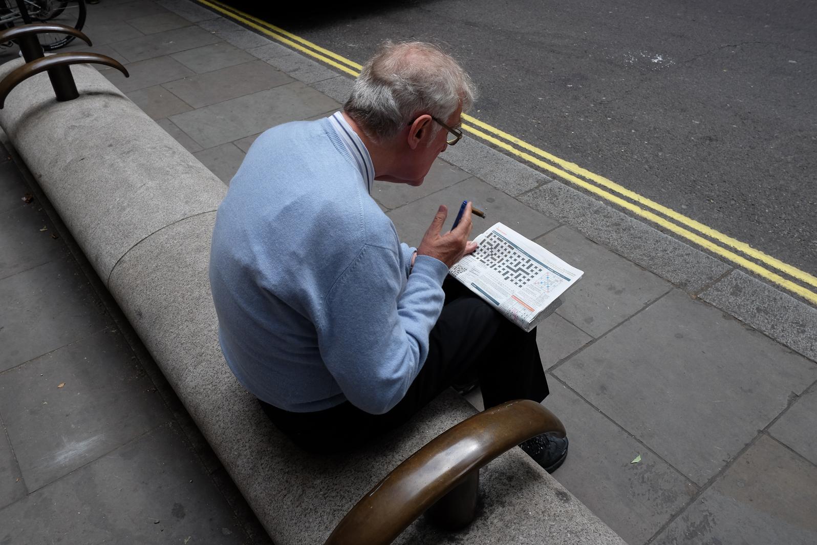 Crossword. London.