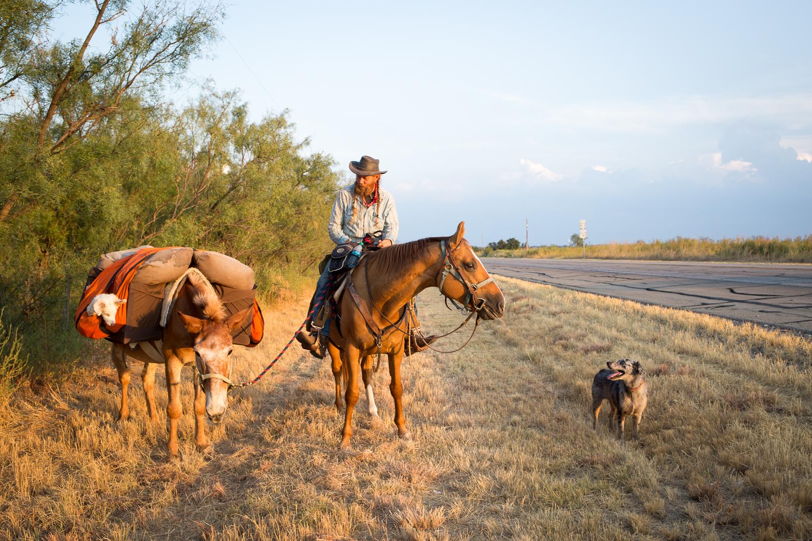 Bryan Brant. Dickens County, Texas.